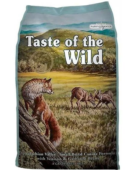 hrana caini taste of the wild appalachian valley small breed