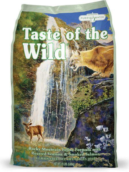 Taste of The Wild Rocky Mountain - 2 kg