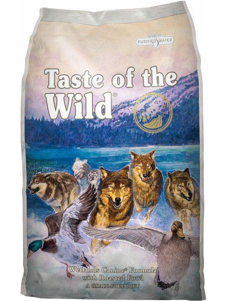 Taste of The Wild Wetlands - 12.2 kg