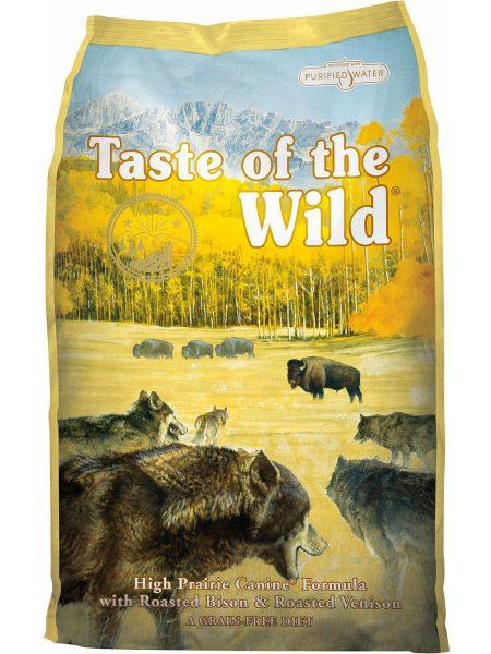 Taste of The Wild High Prairie - 13 kg