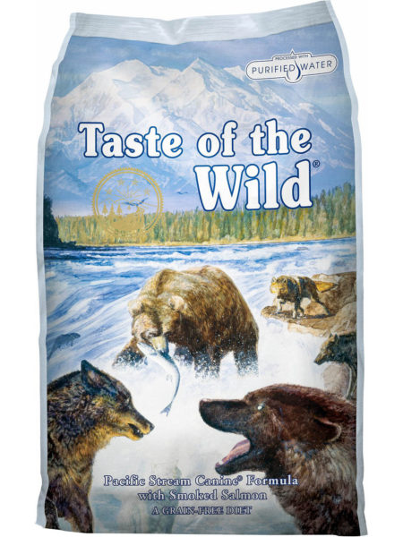 Taste of The Wild Pacific Stream - 12.2 kg