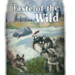 Hrana caini taste of the wild pacific stream puppy canine formula junior