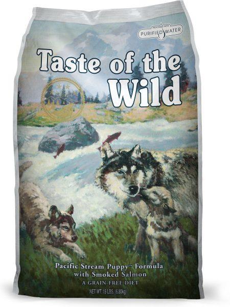 Taste of The Wild Pacific Stream Puppy - 12.2 kg