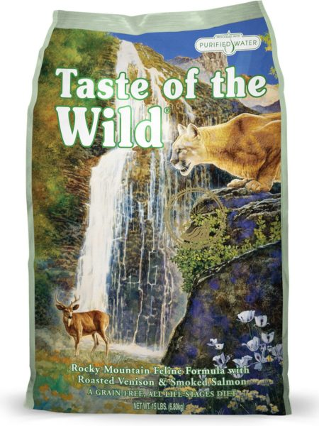 Taste of The Wild Rocky Mountain - 2 kg