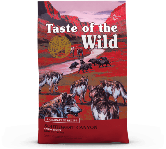 hrana caini taste of the wild southwest canyon 12.2 kg
