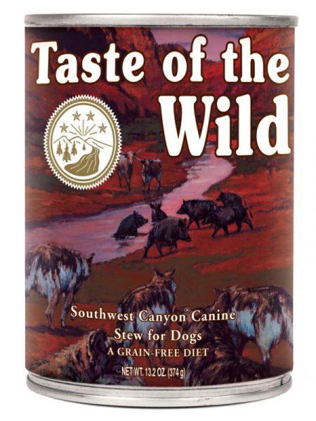 Taste Of The Wild Southwest Canyon - 390 gr