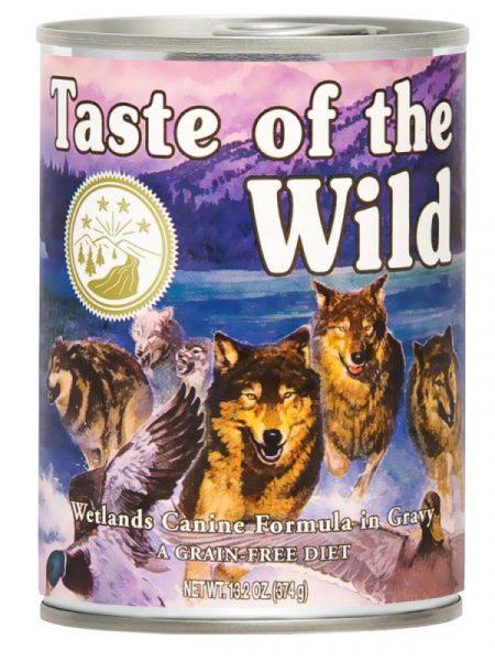 Taste Of The Wild Wetlands - 390 gr