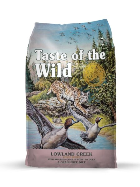 Taste of The Wild Lowland Creek 6.6 kg